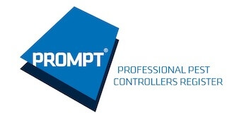 PROMPT ensures that pest control is carried out responsibly by people who are properly trained and competent.